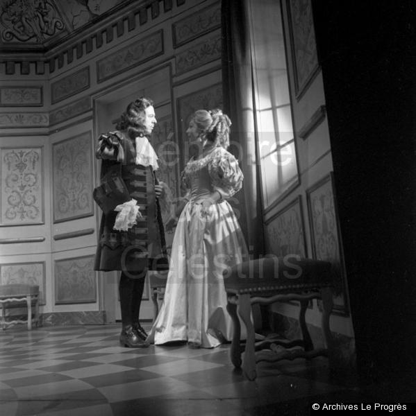 Le Misanthrope / 1969-1970 / Saisons / Accueil / Mémoires